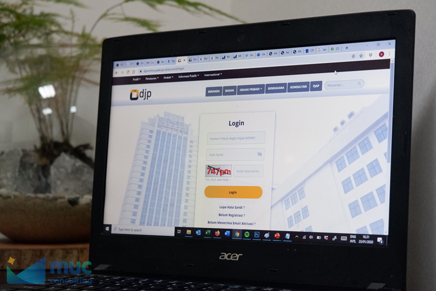 Requirements for Expansion of Tax Incentives Can Be Accessed at DGT Online