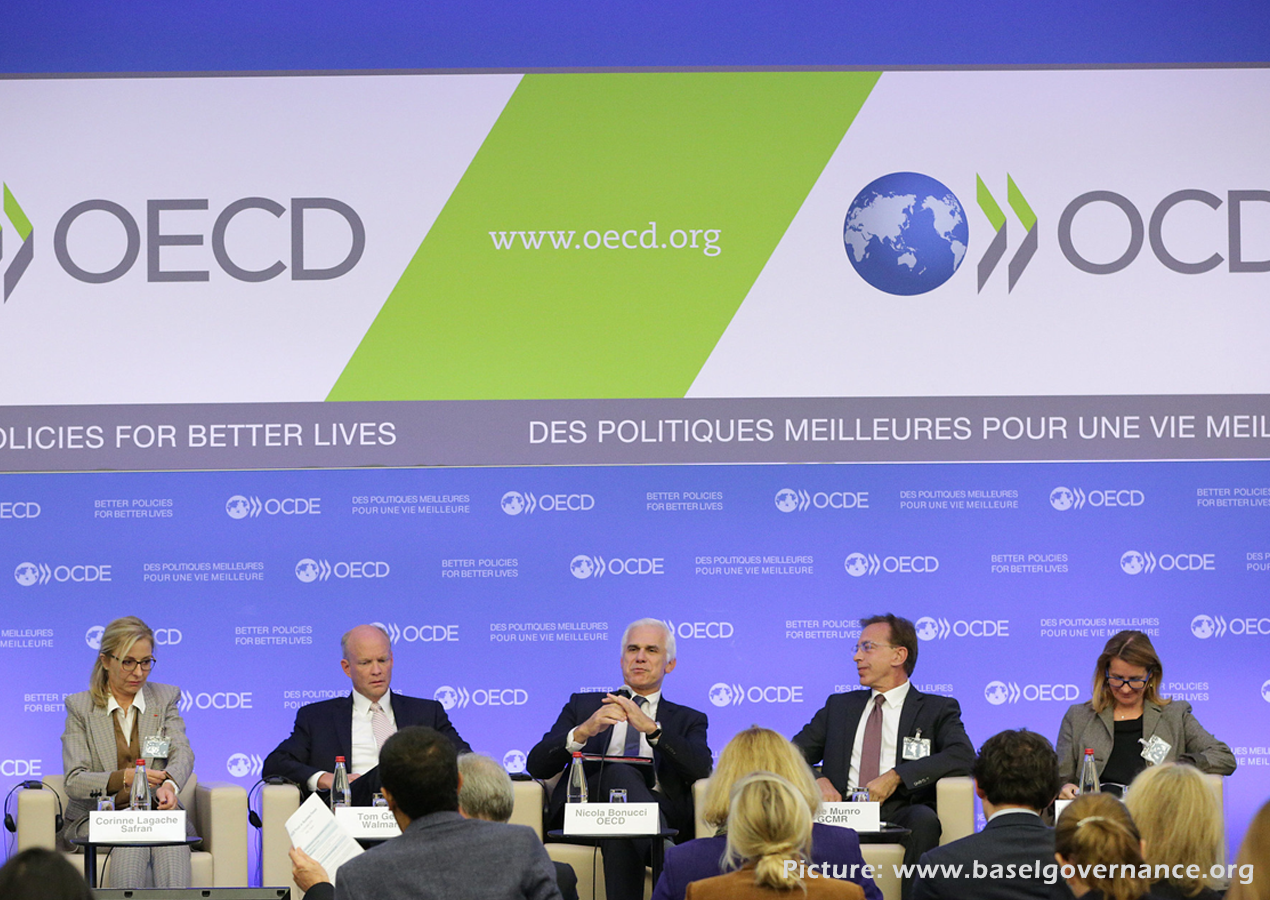 OECD Confirms Digital Tax Consensus is Completed This Year