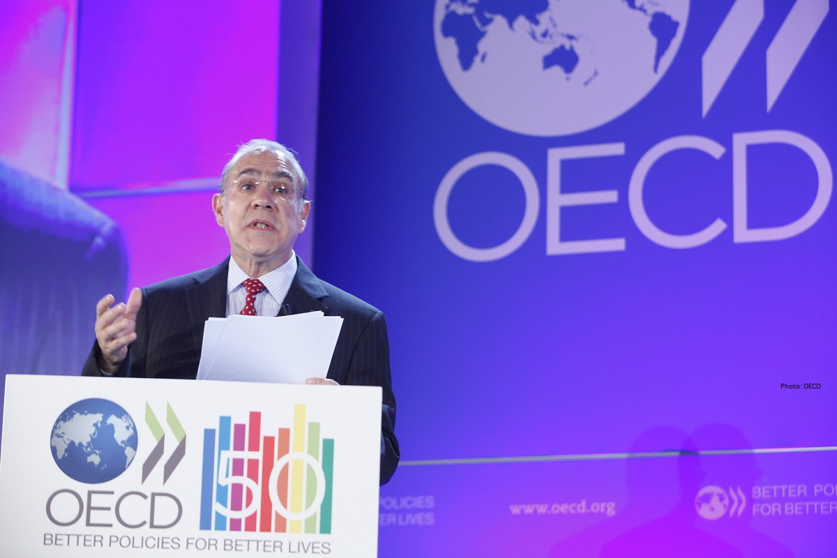 Latest Data Released, OECD Highlights Multinational Company Profit Shifting