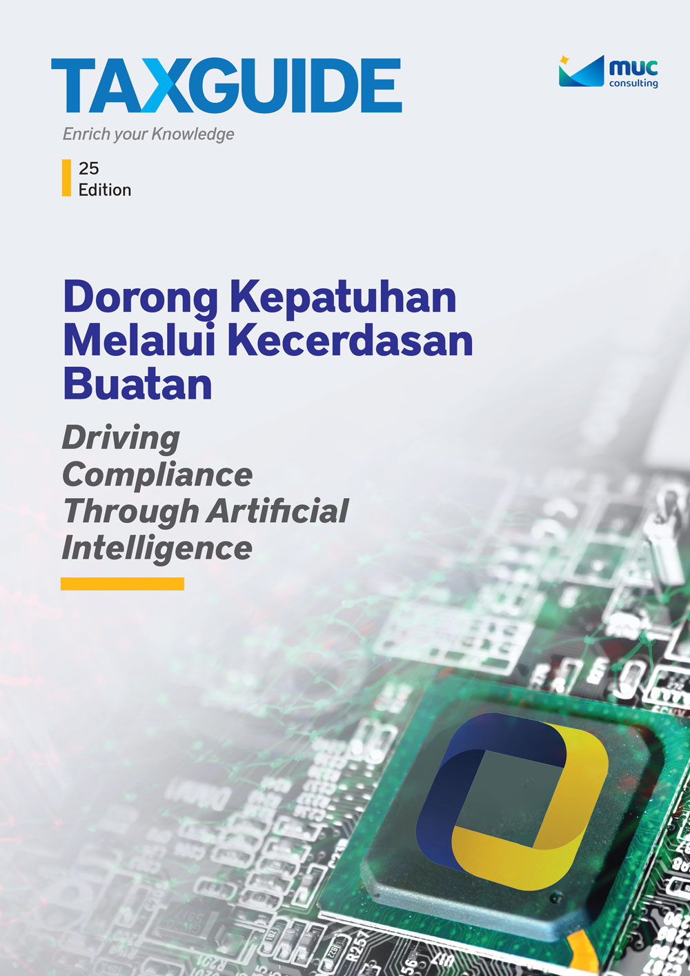 Driving Compliance Through Artificial Intelligence