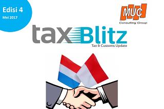 Indonesia-Belanda Implementasi Revisi Tax Treaty