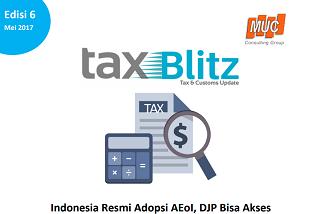 Indonesia Resmi Adopsi AEoI, DJP Bisa Akses Data Perbankan