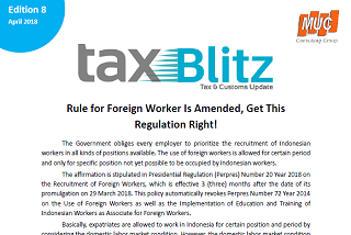 Rule for Foreign Worker Is Amended, Get This Regulation Right!