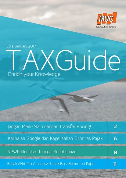 Tax Guide edisi 1, 2017 Bahasa Indonesia