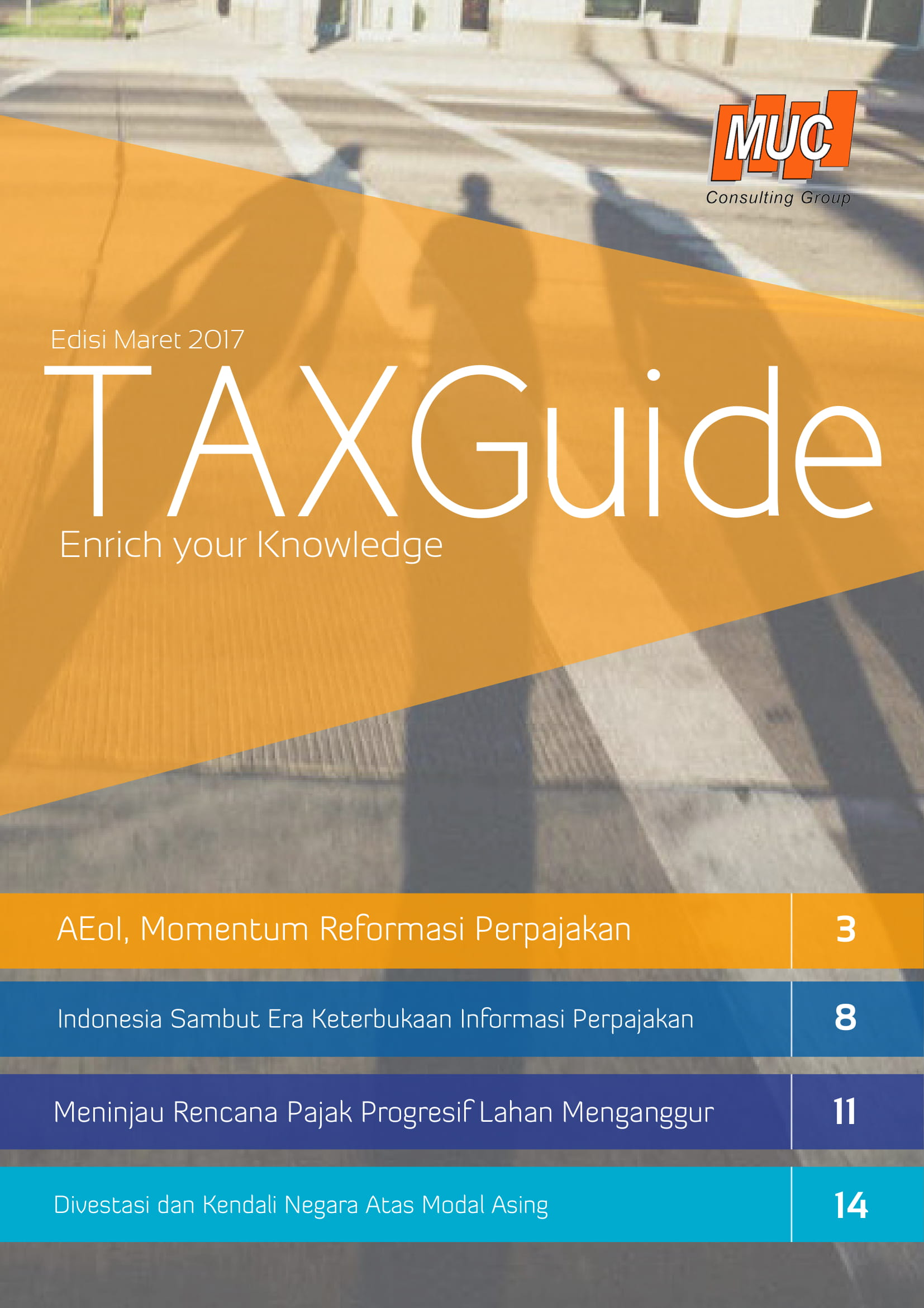 Tax Guide Edisi 3, 2017 Bahasa Indonesia
