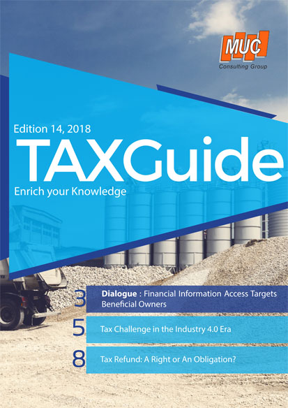 Tax guide Edisi 14, 2018 English