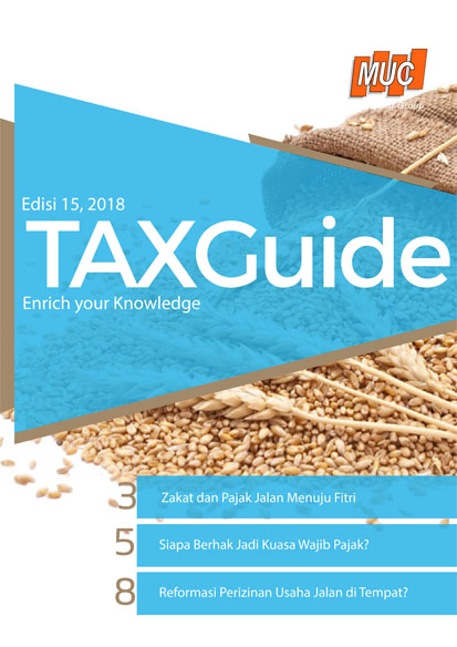 Tax guide Edisi 15 2018