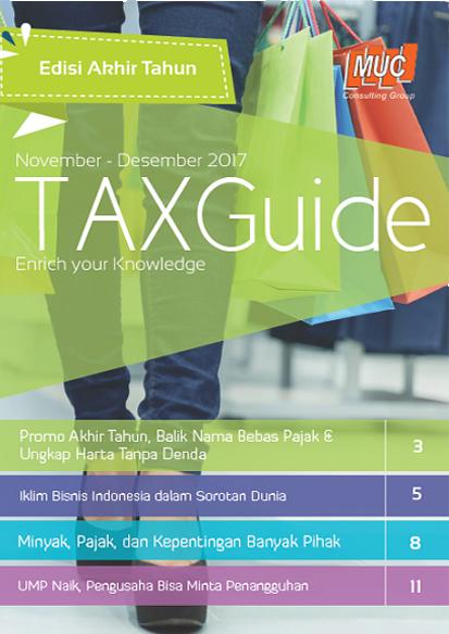 Tax Guide edisi 10 Bahasa Indonesia